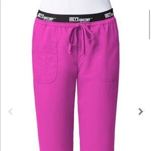 Grey's Anatomy Active Scrub Pants size XL